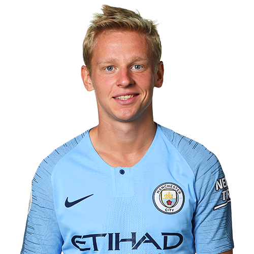 Oleksandr Zinchenko earned a  million dollar salary - leaving the net worth at 4 million in 2018