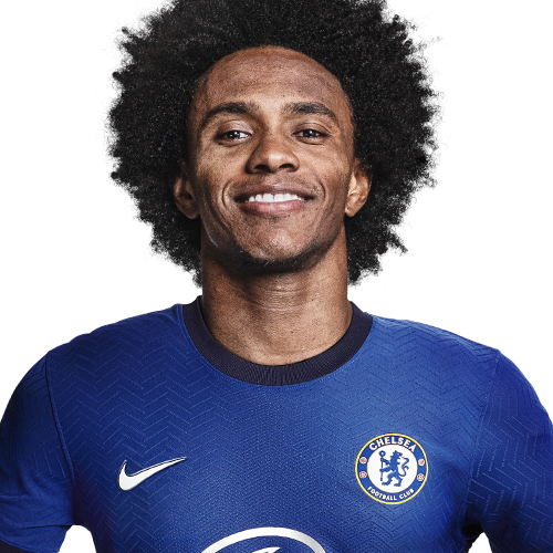 ¿Cuánto mide Willian? - Real height P47431