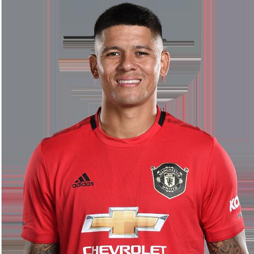 ¿Cuánto mide Marcos Rojo? - Real height P58893
