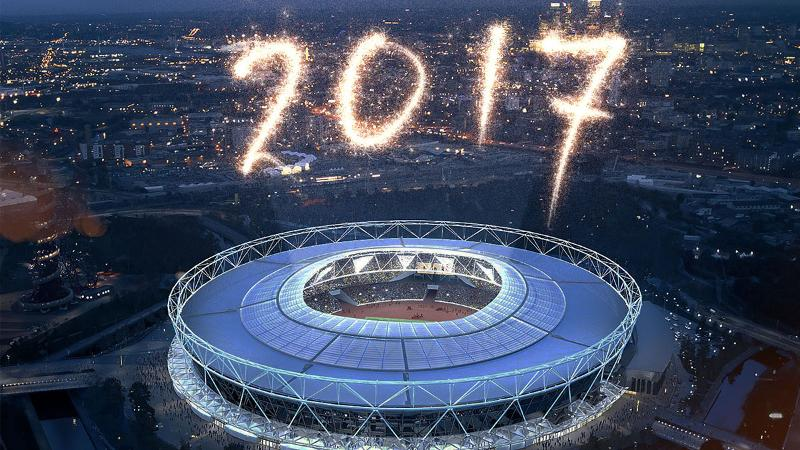 IT'S OUR YEAR! WAYS TO GET INVOLVED WITH THE BIGGEST YEAR FOR ATHLETICS AND LONDON 2017