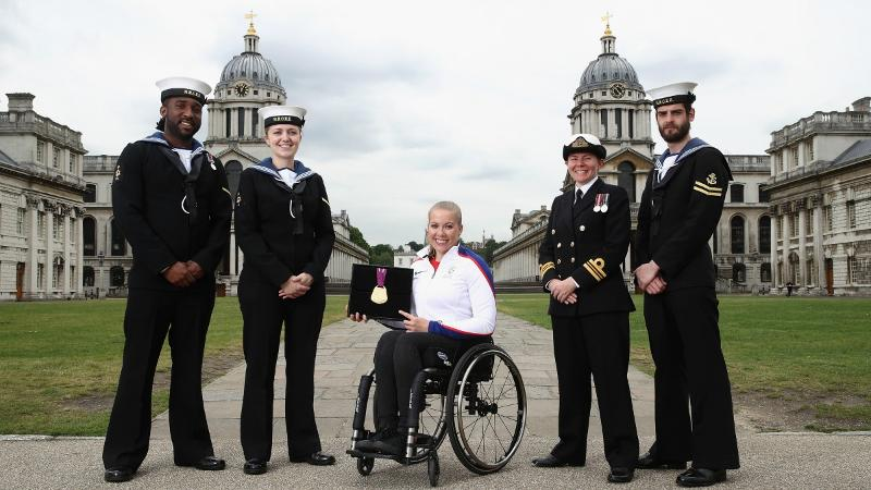 World Para Athletics Championships London 2017 medals unveiled